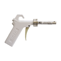 Cleanroom Ionizing Gun, Aluminum Handle